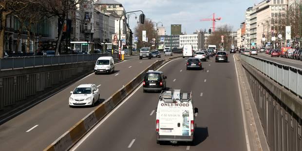 Reynders veut toujours enfouir la petite ceinture sous Bruxelles - La DH