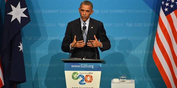 Barack Obama confirme la mort de l'otage américain Peter Kassig - La DH