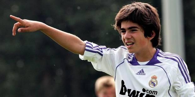 Enzo Zidane régale avec la réserve du Real Madrid - La DH
