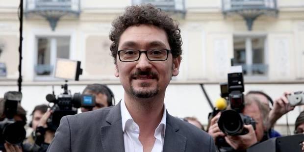 """Le Goncourt des lycéens attribué à David Foenkinos pour """"Charlotte"""" - La DH"""