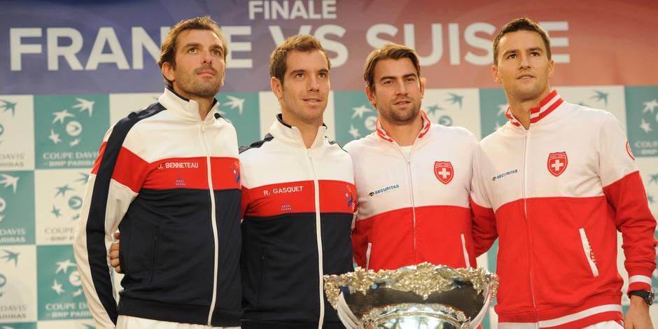France-Suisse: l'ultime combat - La DH