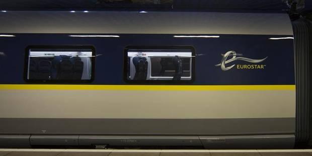 Après l'incident de cette nuit, plusieurs trains Eurostar sont annulés - La DH
