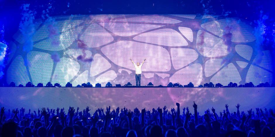 Armin van Buuren: Un dj set Intense de 6h non stop!