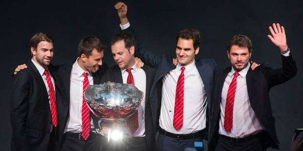 La Coupe Davis suisse est à louer! - La DH