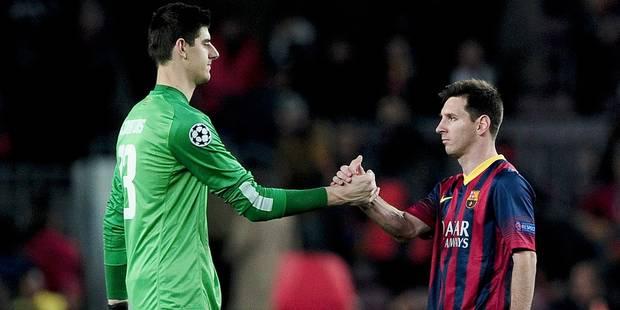 Comment le Barça est passé à côté de Courtois - La DH