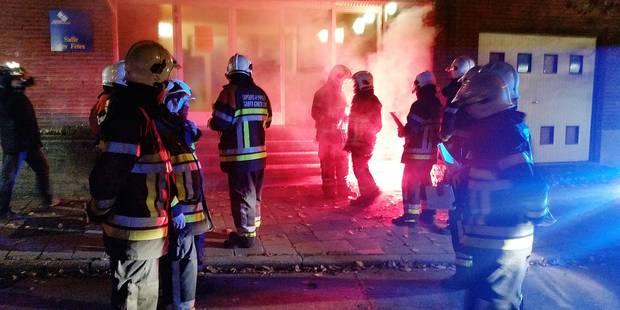 Les pompiers ne décolèrent pas - La DH