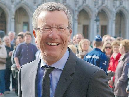 Yvan Mayeur Mayor of Brussels | Yvan Mayeur Bourgmestre de Bruxelles 19/03/2014