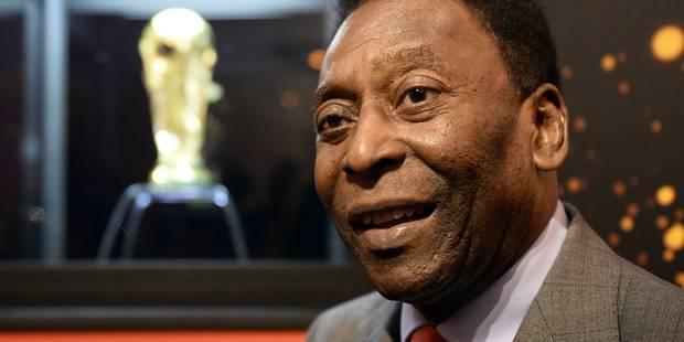 L'état de santé de Pelé empire - La DH