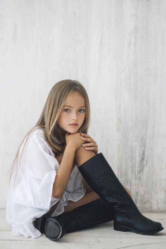 """Belle Fille De 12 Ans a 9 ans, """"la plus belle petite fille au monde"""" fait polémique - la dh"""
