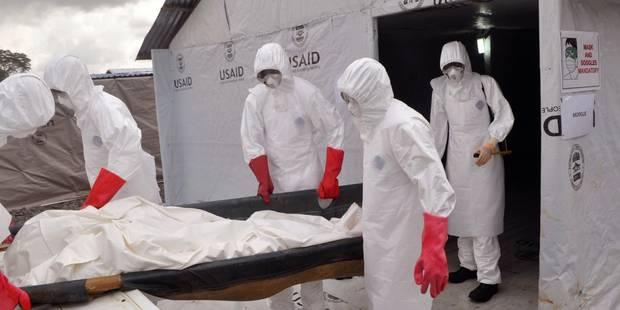 Ebola : 1.200 morts supplémentaires en 4 jours - La DH