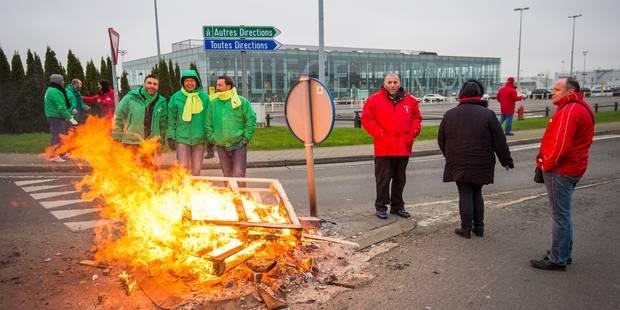 """Liège, ville morte: """"Nous prouvons que nous sommes capables d'annuler l'activité économique"""" - La DH"""