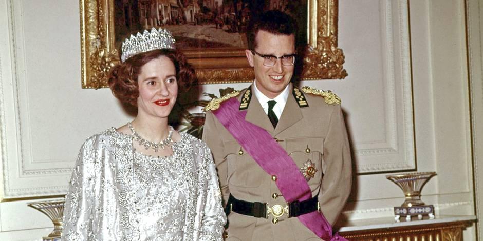 Décès de la reine Fabiola: le roi triste s'est mis à sourire - La DH