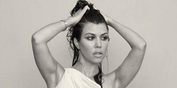 Une autre Kardashian se dévoile nue (et enceinte !) - La DH
