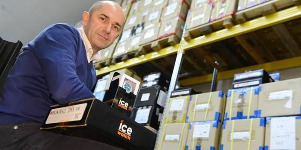 Ice-Watch regroupe toutes ses sociétés dans un holding basé à Bastogne - La DH