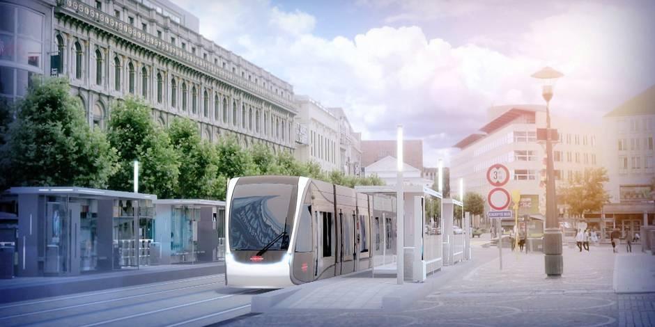 Mobiliège construira le tram liégeois
