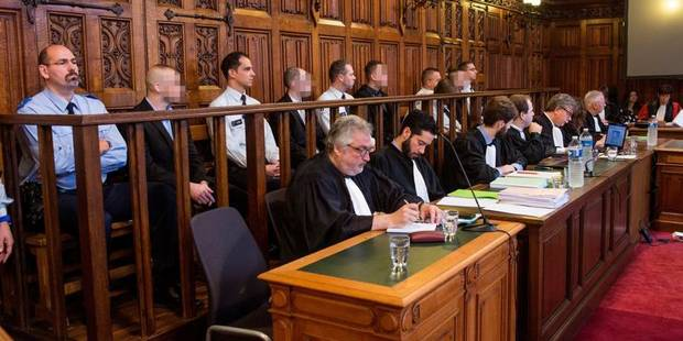 Procès Jarfi: des culpabilités d'assassinat requises contre les 4 accusés - La DH