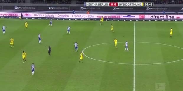 Même quand le Borussia Dortmund perd, le fair play reste gagnant - La DH