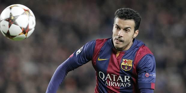 Coupe du Roi: le FC Barcelone en 8e, Pedro à la parade - La DH