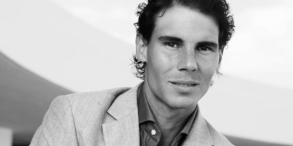 Rafael Nadal ambassadeur mondial de Tommy Hilfiger