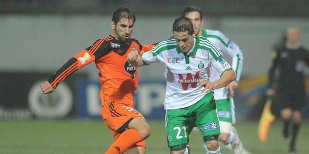 Coupe de la Ligue: Saint-Etienne qualifié pour les quarts en battant Lorient - La DH
