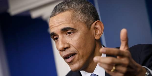 Quand Obama plaisante... sur la Belgique! - La DH
