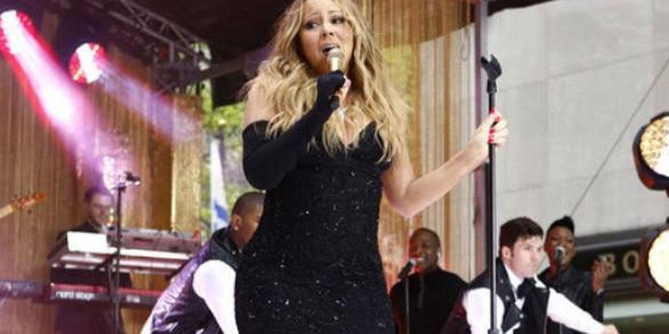 Mariah Carey veut lancer une nouvelle tradition: ses concerts de Noël