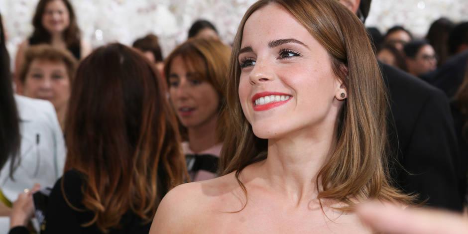 Emma Watson, sacrée féministe de l'année