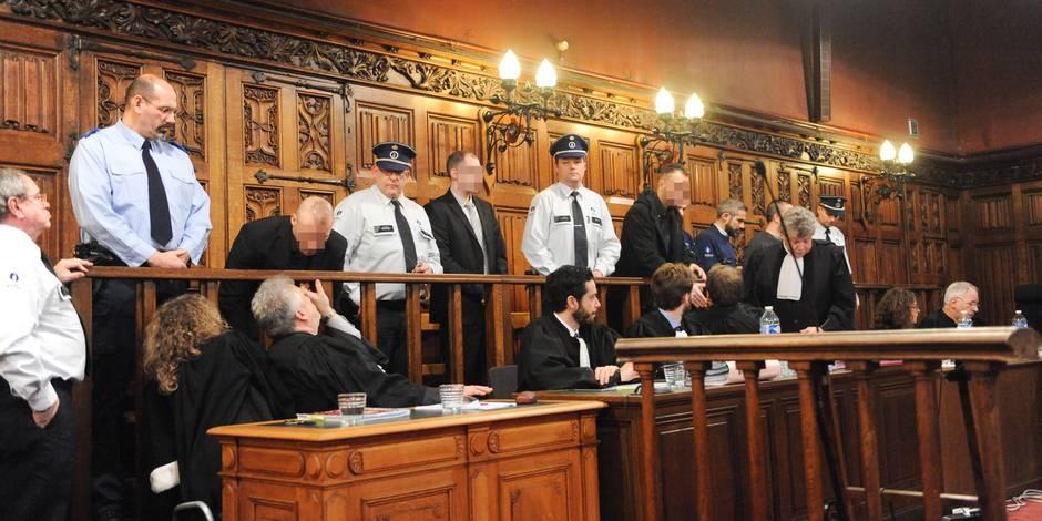 Procès Jarfi: Des peines allant de 30 ans à la perpétuité