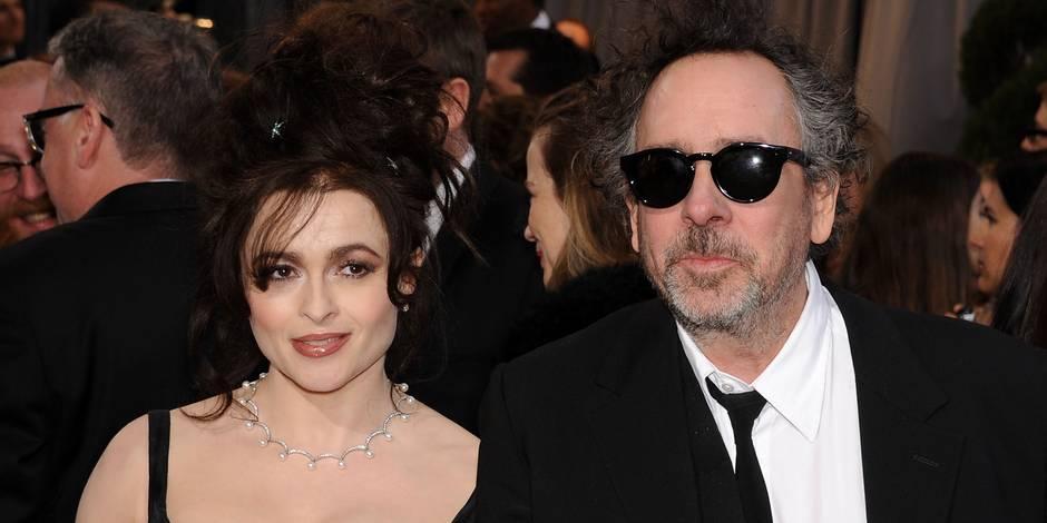 Tim Burton et Helena Bonham Carter, c'est fini!