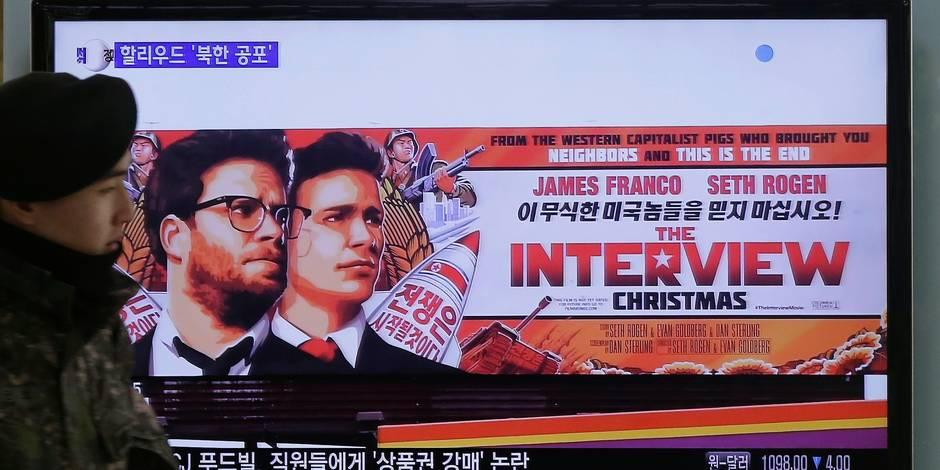 Sony: le film sur Kim Jong-Un diffusé sur Internet