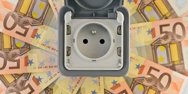 La facture d'énergie a baissé de 400 euros en deux ans - La DH