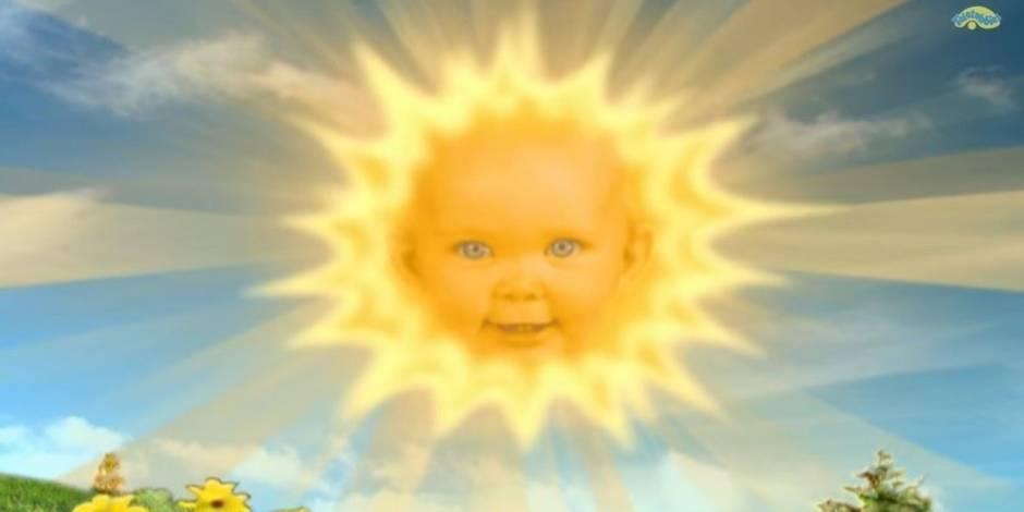 Voici le bébé soleil des Teletubbies, 18 ans plus tard