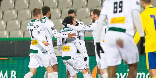 Le Cercle se relance contre Waasland-Beveren (1-0) - La DH