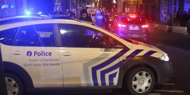 Bruxelles: un réveillon calme malgré cinq voitures incendiées - La DH