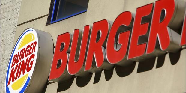 Piégée par Burger King, cette twitto est condamnée à payer une multitude de repas - La DH