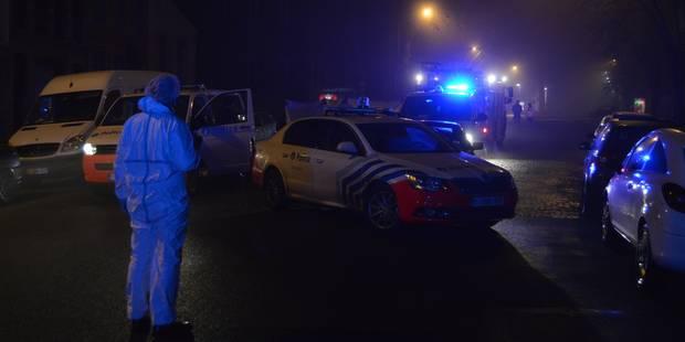 Fusillade au centre de Tournai: arrêté avec le cadavre de son proprio dans le coffre - La DH