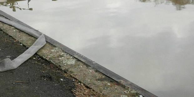 Un corps retrouvé dans la Sambre à Mornimont - La DH