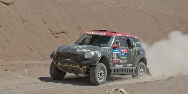 Dakar/9e étape: victoire de Roma, Al-Attiyah toujours en tête - La DH