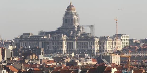 Les terroristes visaient le palais de justice de Bruxelles - La DH