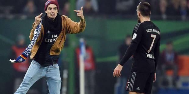 Ribéry agressé par un supporter: Hambourg devra payer - La DH