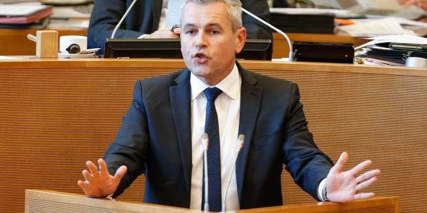 """Déficit budgétaire: """"Le Fédéral stigmatise les Régions"""" - La DH"""