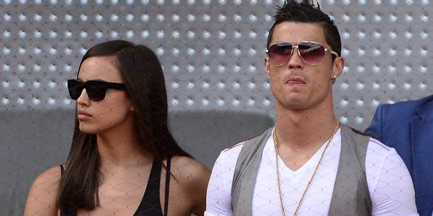 Cristiano Ronaldo le confirme: c'est fini avec Irina Shayk - La DH