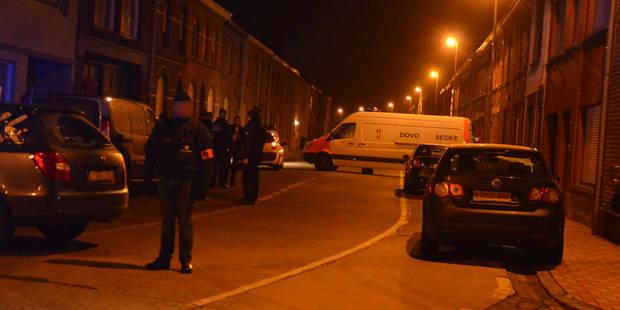 Branle-bas de combat et mystérieuse opération de police à Comines - La DH