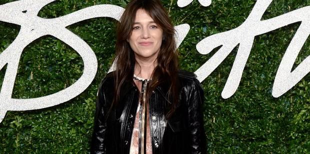 Charlotte Gainsbourg explique son exil - La DH