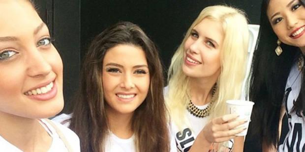 Un selfie entre Miss Liban et Miss Israël et c'est la polémique - La DH