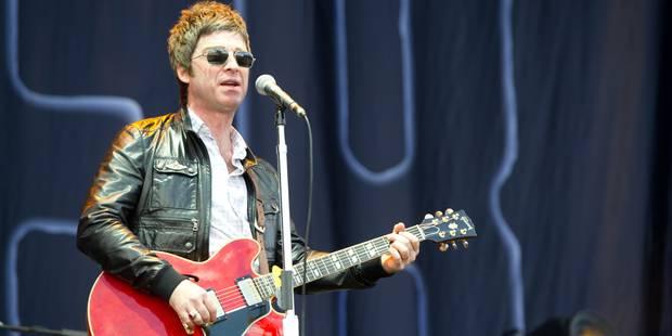 Noel Gallagher à Rock Werchter - La DH