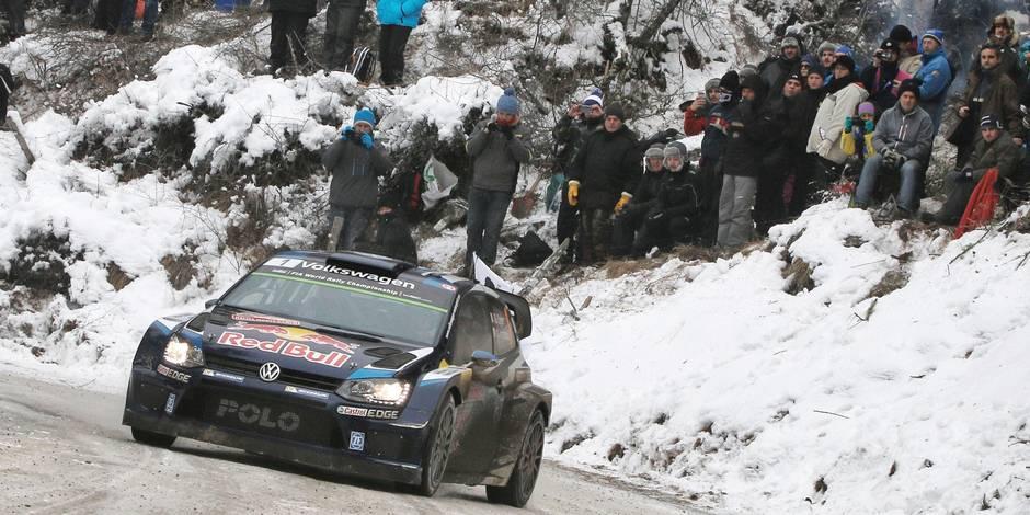 Monte-Carlo: Ogier à 52 km de la victoire