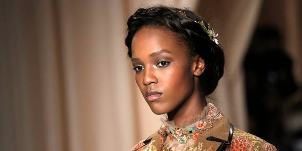 Haute couture: Valentino explore le folklore russe - La DH