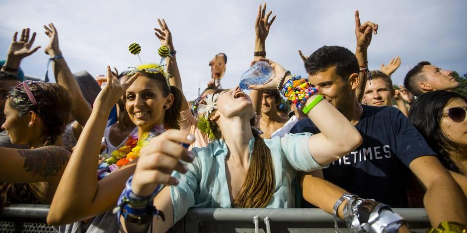 Folie belge pour Tomorrowland: 90.000 tickets vendus en une heure
