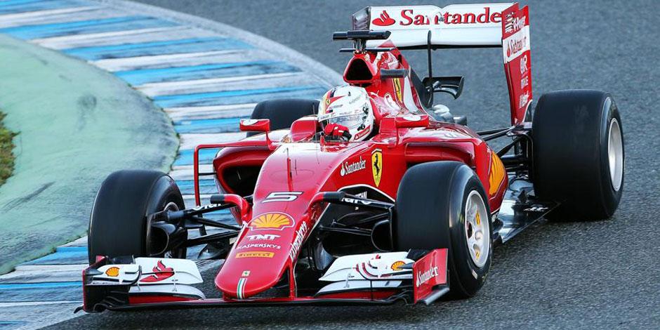 F1: Vettel et Rosberg annoncent la couleur
